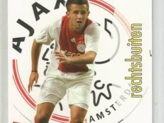 Spelerskaart Ajax - Miralem Sulejmani 2008