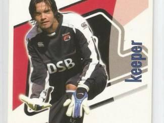 Spelerskaart AZ - Sergio Romero 2008