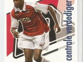 Spelerskaart AZ - Kew Jaliens 2008