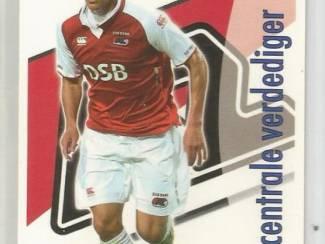 Spelerskaart AZ - Hector Moreno 2008