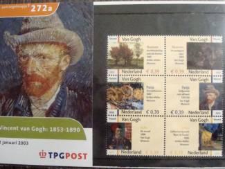 postzegelmapjes M272a en M272b - 2003