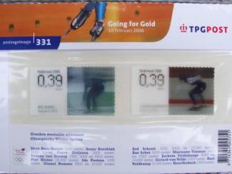 postzegelmapje nl M331 - 2006