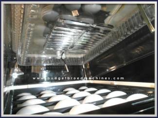 Dierenbenodigdheden Broedmachine nieuw robuuste volautomaat voor ieder ei-soort!