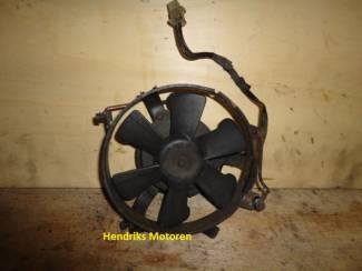 Radiateur ventilator voor Honda Transalp XL600V.