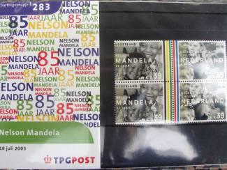 postzegelmapje nl nr. M283 - 2003