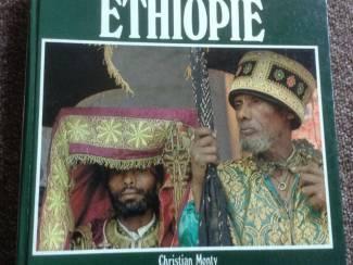 Boek i/h. frans geschreven v. Ethiopie livre ecrit en francais