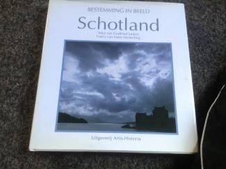 Bestemming in beeld mooie boek om te reizen naar Schotland