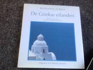 Bestemming in beeld mooie boek om te reizen naar De Griekse Eilan