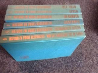 Overige Boeken en Diversen Boeken 6x ;Natuur & vogelreservaat ,prachtige exemplaren,leerzaam