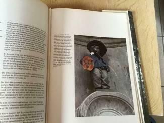 Boek van Belgie & Luxemburg, prachtig exemplaar zeer leerzaam