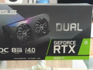 ASUS DUAL RTX 3060 TI O8G 8GB