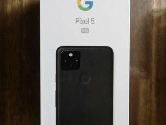 Google Pixel 5 Just Black - 5G