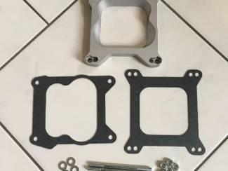 """Overige Auto-onderdelen Te koop 3/4"""" carburateur adapter (spacer) 4-barrel edelbrock"""