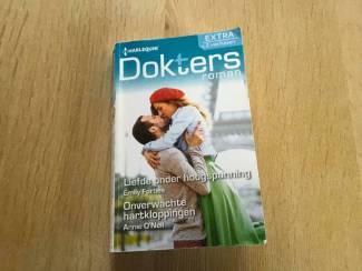 Romans 6 Boeken van Dokters hun mooie liefdesverhalen,romans enz..