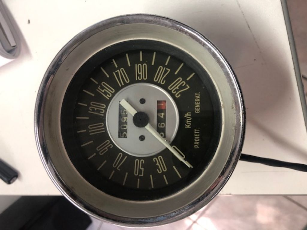 Speedometer Fiat 2300 S Coupe