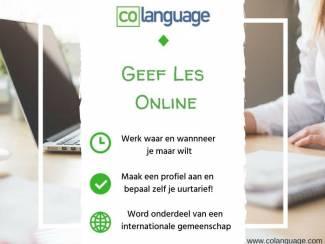 Online Taaldocenten Frans