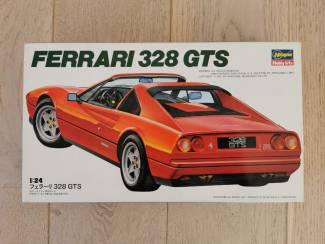 Ferrari 308 GTS 1/24 HASEGAWA HOBBY KITS CA004 : 1600 119 PCS.