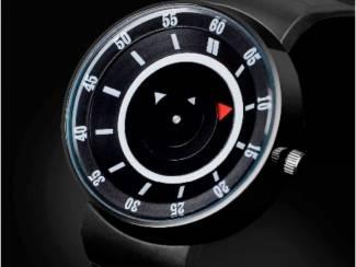 Super quartz horloges mooie wijzerplaat en nieuwe batterij.