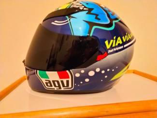 Zo goed als nieuwe Valentino Rossi helm