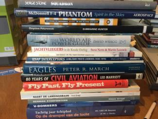 Boeken Vliegtuig boeken