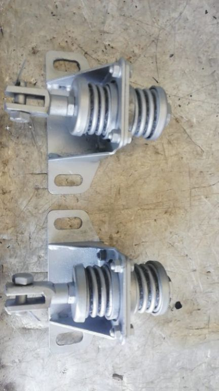 Exhaust mountings Ferrari 348, F355 and Mondial t