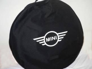 Noodwiel met band voor MINI/MINI met MINI hoes nieuw