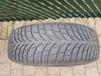 Autobanden Aluminium Velgen met Goodyear Winterbanden