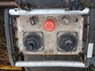 Machines   Overige Machines Potain 215D torenkraan, bouwkraan