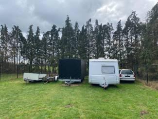 Caravanstalling en camperstalling in Noord Brabant