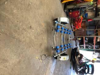 Waterscooter riba trailer, jetloader