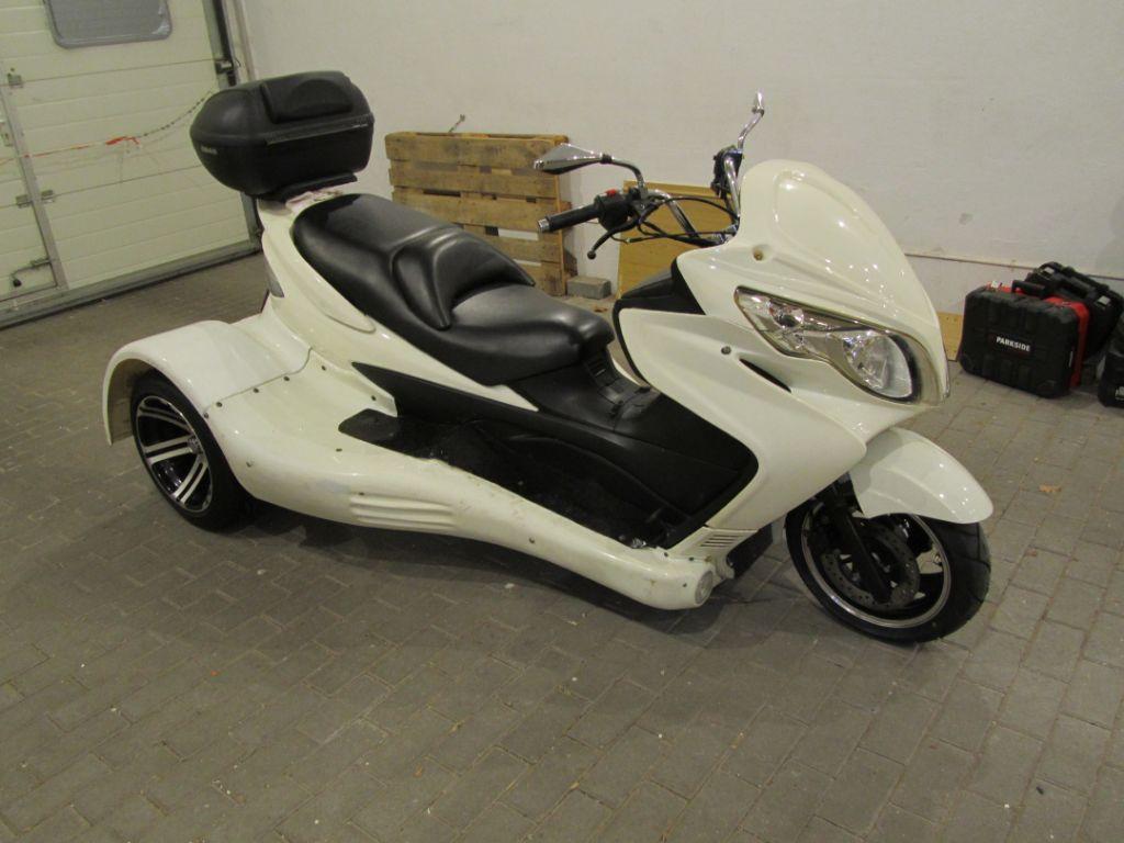 Motor scootertrike 300cc