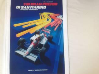 mclaren formule 1 kwaliteit canvas poster