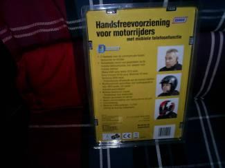 Accessoires | Navigatiesystemen *** HANDSFREE SET VOOR MOTORRIJDERS ***