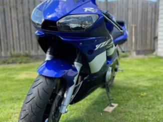 Motoren | Yamaha Yamaha YZF R6 01 ArrowUitlaat NIEUWE BANDEN recent onderhoud