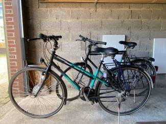Koga Miyata World Traveller fietsen dames- en herenfiets
