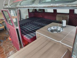 Campers VW T1 Owl 1969