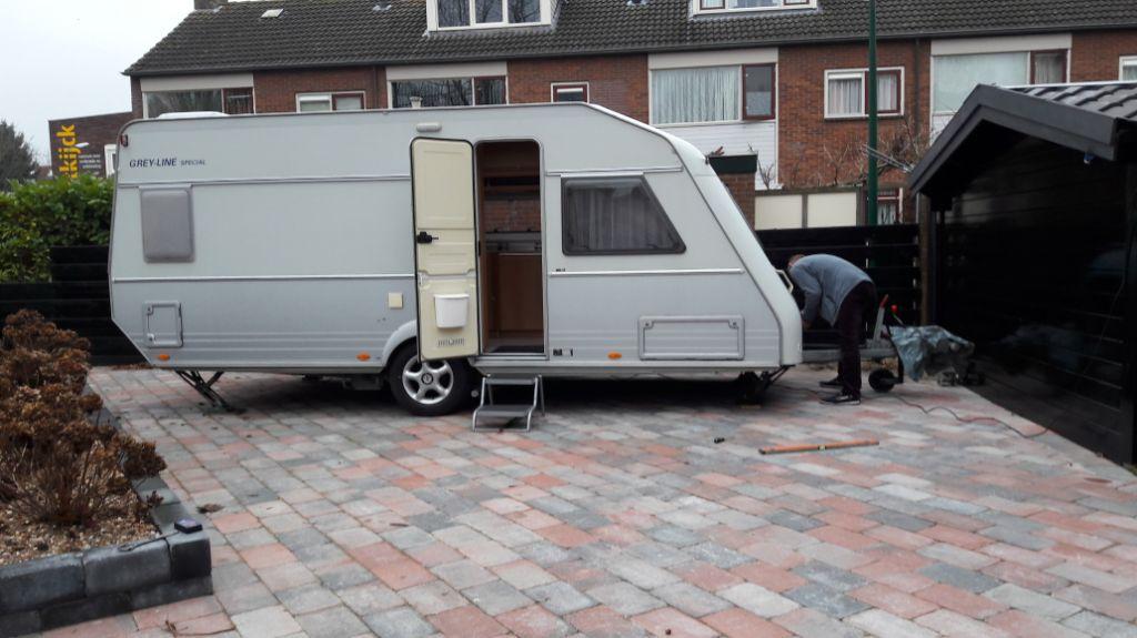 Caravan Kip greyline 50 tdb