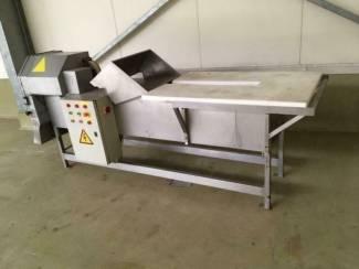 FAM Industriele groentendwarssnijmachine