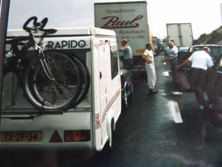 Caravans en Kamperen Rapido caravan