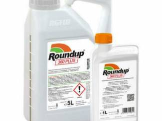 Roundup PLUS 1000ml 360 gram/liter puur glyfosaat