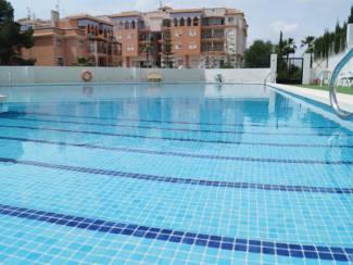 Vakantiehuizen   Spanje Vakantie Appartment Penthouse Turquesa, Playa Flamenca