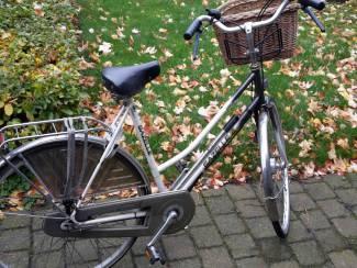 Gazelle fiets, ouder model maar in goede staat