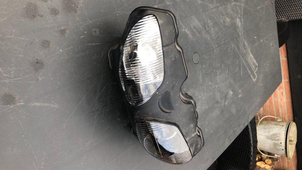 Suzuki sv650s koplamp