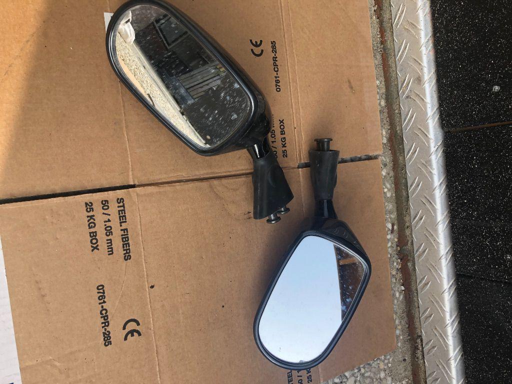 Suzuki sv650 spiegels