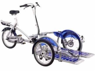 Velo Plus rolstoelfiets