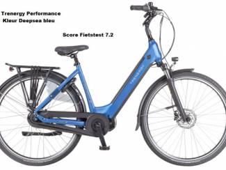 Trenergy Performance elektrische fiets, intube model