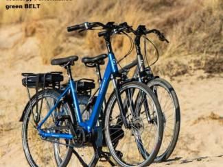Trenergy Performance elektrische BELT fiets, intube model