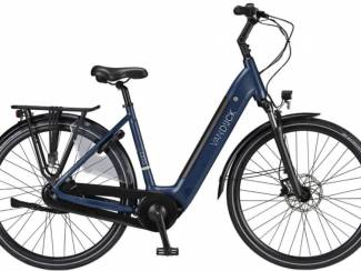 vandijck Ceto, elektrische dames fiets in-tube + 655 Wh accu