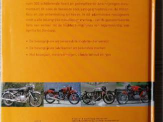 Hobby en Techniek BOEK: MOTOREN VRIJHEID EN AVONTUUR. / MOTORFIETS