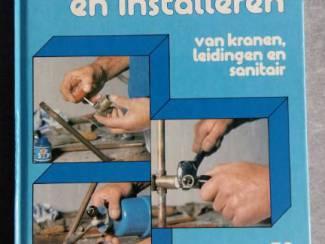 Boek: Zelf loodgieten en installeren